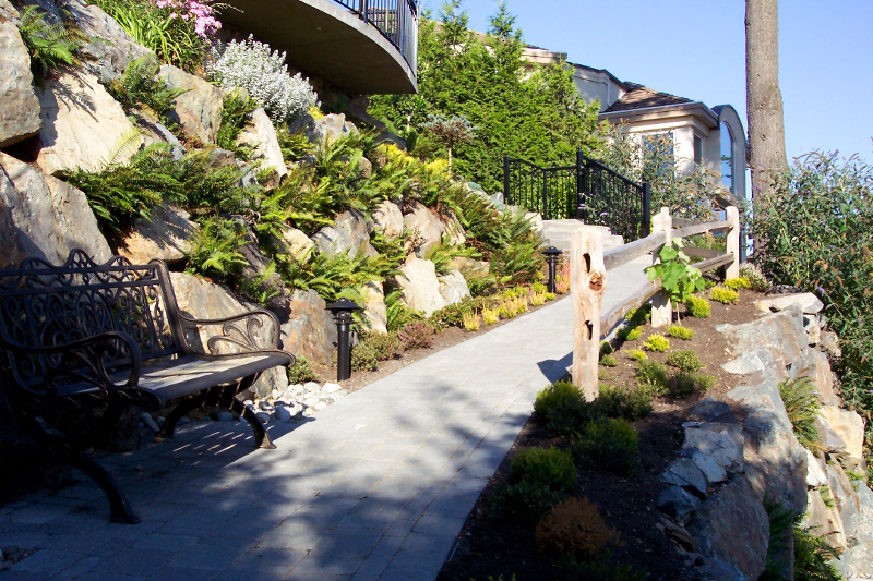 Gallery rocky mountain landscaping excavation in for Landscaping rocks vancouver