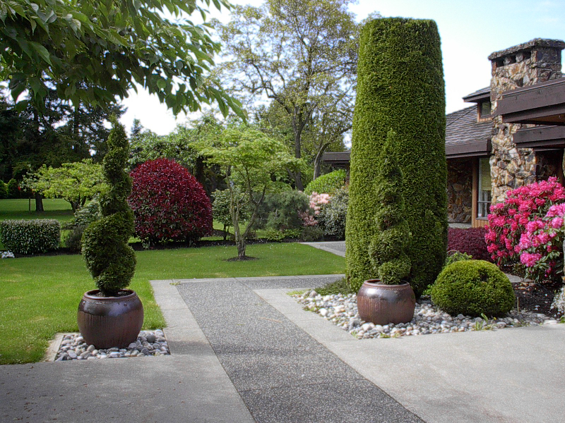 Landscaping Contractor in Abbotsford Mission Chilliwack